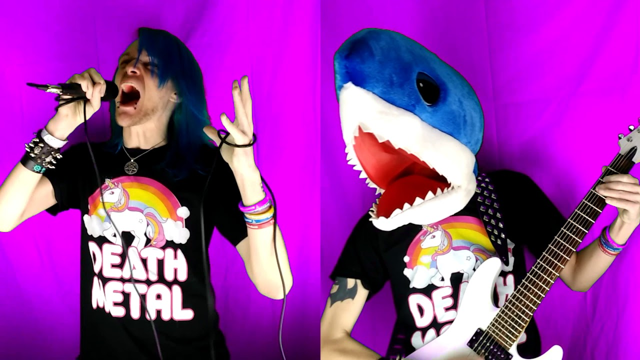 Download Baby Shark EXTREME METAL Cover by MARYJANEDANIEL
