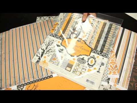 Echo Park - Apothecary Emporium Scrapbook Collection
