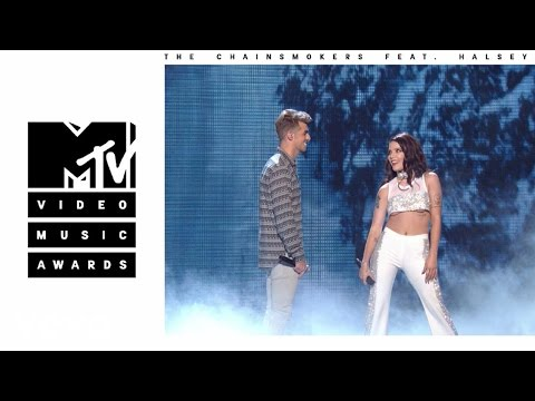 The Chainsmokers  Closer  from the 2016 MTV VMAs ft Halsey
