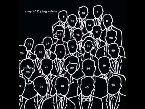 Army of Flying Robots - People With Faces