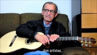 Baixar Mestre Gamela, maior violonista brasileiro, apoia Ana Queiroz 13007, Vereadora
