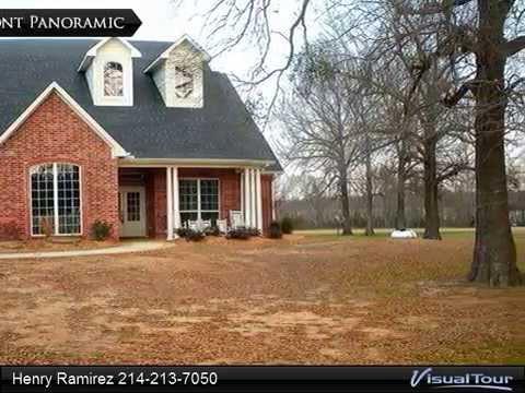 Paris Texas Custom Home for Sale