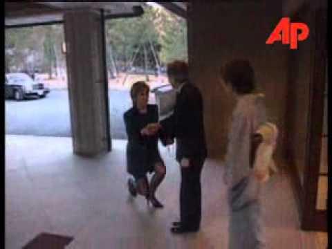 Princess Diana in Japan, 1995