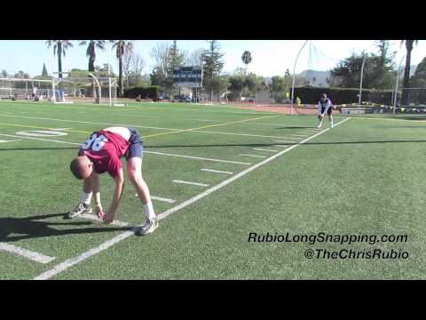Rubio Long Snapping, Albert Shepherd, February 23, 2014