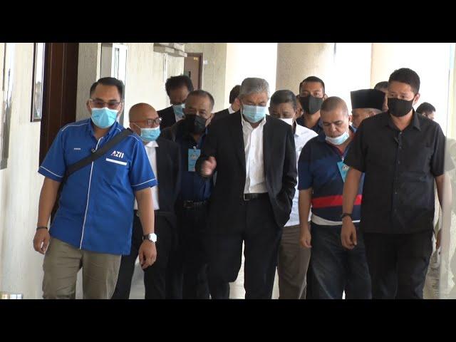 Mahkamah arah pendakwaan keluarkan sebahagian keterangan Pegawai Penyiasat SPRM