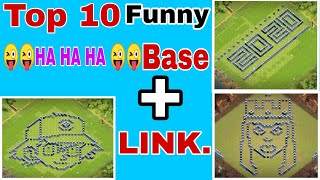 TH13 Top Funny Base 😜 Th13 New Fun Base 😋 2020 Th13 Funny Base 😁 New Fun Base With Link 2020