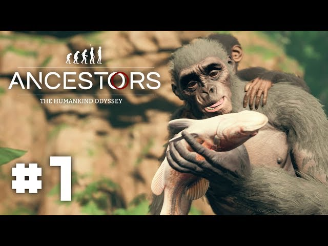 🙊 BLESSED BY THE SKY FISH - Ancestors the Humankind Odyssey - EP 1