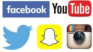 Mathe über Social Media (Snapchat, YouTube, Instagram und Co) | Daniel Jung