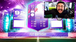 OMG I PACKED 3 FUT BIRTHDAYS!! FIFA 21