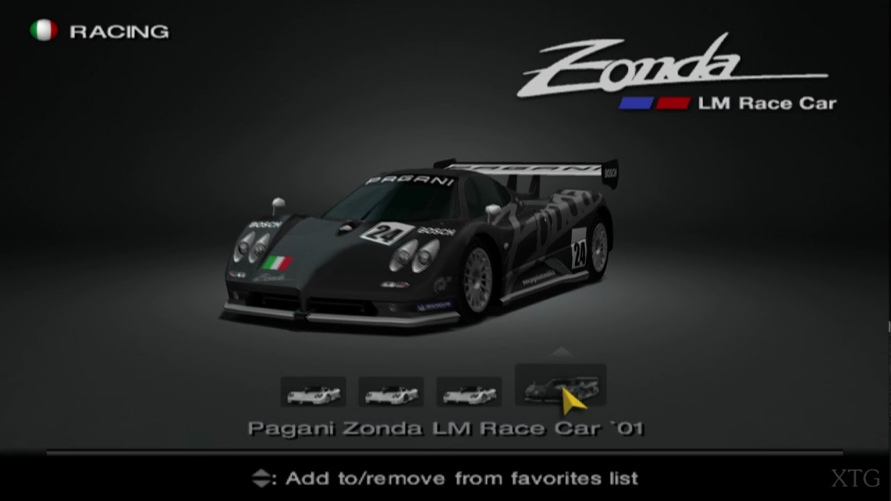 gran turismo 4 pagani car list ps2 gameplay hd youtube. Black Bedroom Furniture Sets. Home Design Ideas