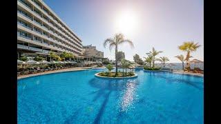 The Royal Apollonia 5 Роял Аполлония Кипр Лимассол обзор отеля территория пляж Спа