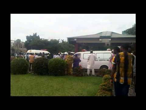 Nigeria UN bomb attack