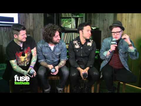 Fall Out Boy Talk Elton John & Save Rock & Roll | SXSW 2013