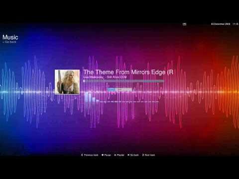 LMC Media Center HD screencast