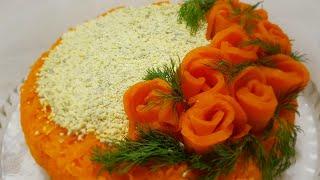 Торт Без Муки и Сахара Популярный Салат МИМОЗА Домашний Рецепт на каждый день и на ПРАЗДНИК