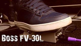 Boss FV30L - pedał głośności - recenzja   CTG TV #86