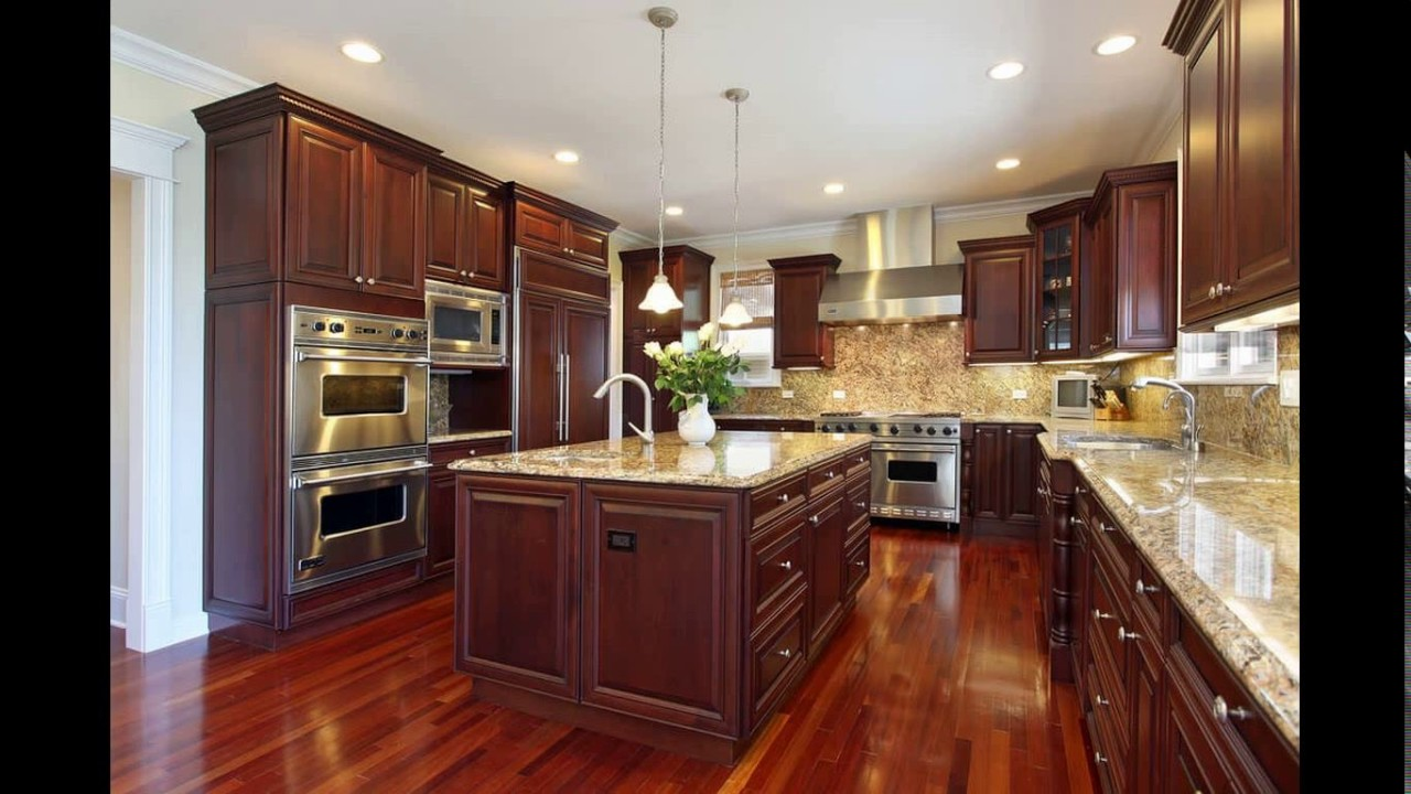 Fancy Kitchen Island Designs Youtube