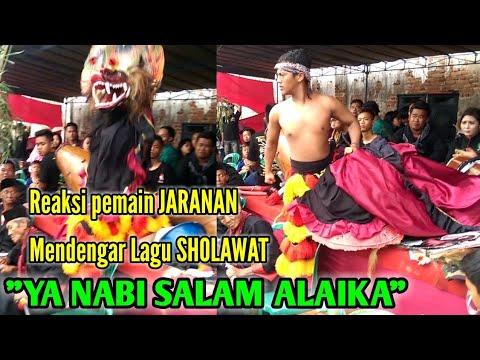 """Lagu Sholawat """"YA NABI SALAM ALAIKA"""" (Cover Lagu Jaranan) ISJTP Ikatan Seni Jaranan Thik Ponorogo"""