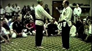 George Dillman/Dillman Karate International/Dave Converse Lung One KO