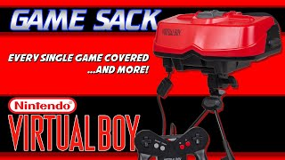 The Nintendo Virtual Boy - Game Sack - Review
