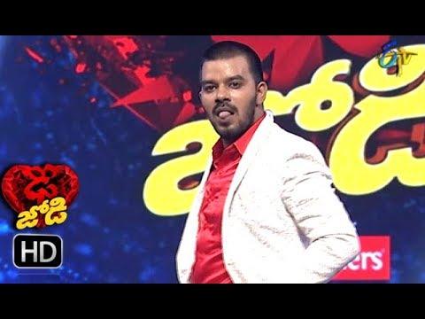 Guleba Song | Sudeer Performance | Dhee Jodi |  19th September 2018 | ETV Telugu