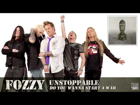 FOZZY - Unstoppable (FULL SONG) (Featuring Christie Cook)