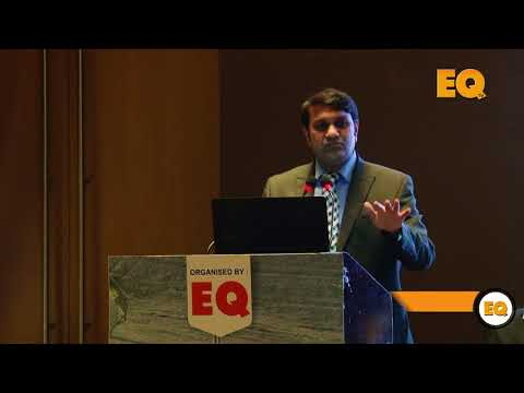 Kapil Maheshwari, CEO, Hinduja Renewables at EQ Suryacon Ahmedabad
