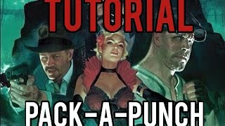 Shadows of Evil - Easter Egg Tutorial - Pack-a-Punch [GERMAN]