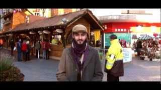 German Market - Birmingham 2012 - السوق الألماني - تقرير سرمد قصي