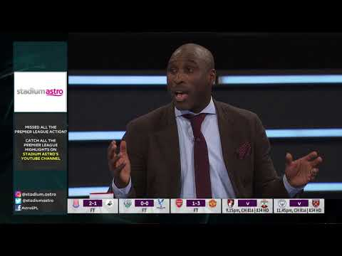 Sol Campbell the football manager? | EPL Live | Astro SuperSport