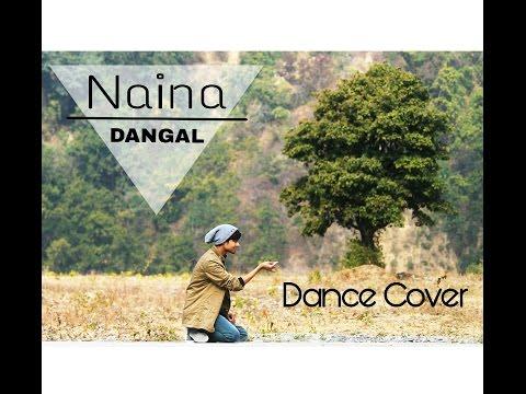 Naina - Dangal | Aamir Khan | Arijit Singh | Dance choreography | Sandy Insanez