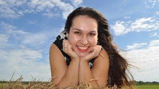 VLOG: Я на стоге сена. Коты. Рвем кукурузу) Шарики-торпеды
