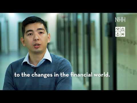 Master at NHH: Finance