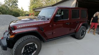 Last Time Our Jeep Will Look Like This