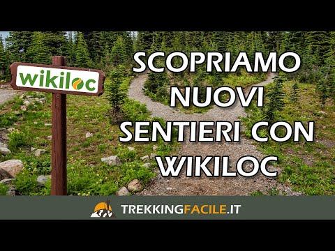 Scopriamo nuovi sentieri con Wikiloc 🤠 il portale dei percorsi GPS e waypoint 🚩✌