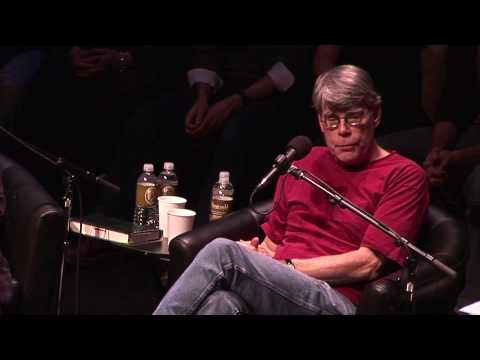 "Talking Volumes: Stephen King on ""Carrie"""