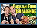 Pakistani Food - FIRST TIME eating! By Robin and Jesper