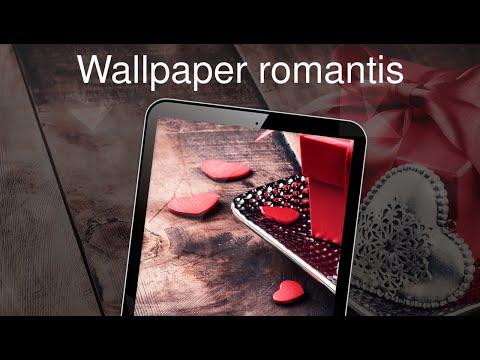 Wallpaper Romantis 4k
