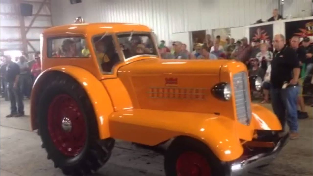 1938 Minneapolis Moline Udlx Tractor Sold On Indiana