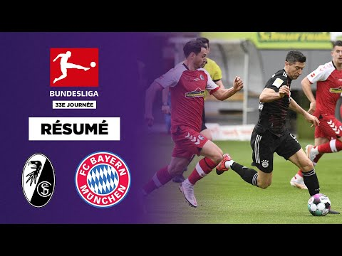 Download 🇩🇪 Résumé - Bundesliga : Malgré un Lewandowski record, le Bayern cale face à Fribourg