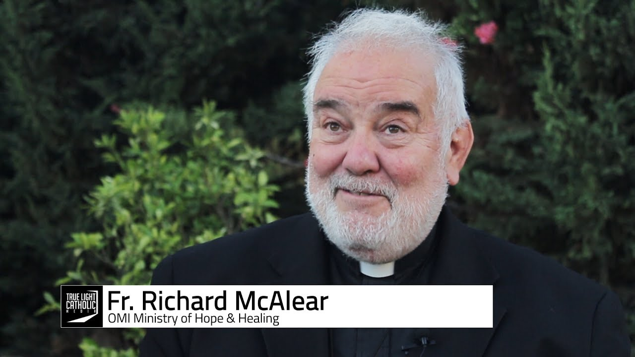 An Interview with Fr  Richard McAlear