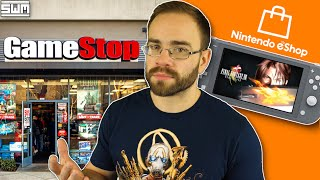 Gamestop Has Flat Out Lost It And Square Enix's Big Eshop Sale Goes Live   News Wave