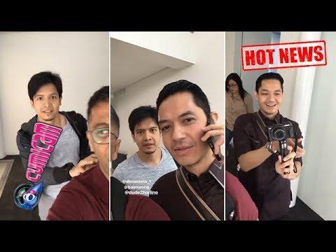 Hot News! Dimas Seto dan Dude Harlino Hadiri Lamaran Baim-Paula - Cumicam 21 Juli 2018