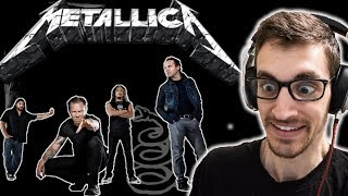 Hip-Hop Heads FIRST TIME Hearing Wherever I May Roam by METALLICA