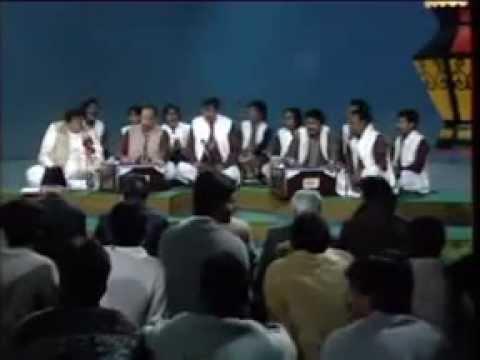Aj Sik Mitran Di   Kalam Peer Meher Ali Shah Golra Sharif by NUSRAT FATEH ALI KHAN