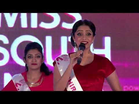 Miss Tamil Nadu 2017 - Abhirami V Iyer
