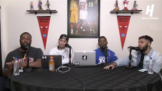 Biggest Question For NBA Playoff Team | Through The Wire Podcast
