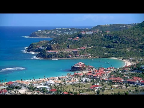 St-Barth.com Live Webcam - Baie de St-Jean