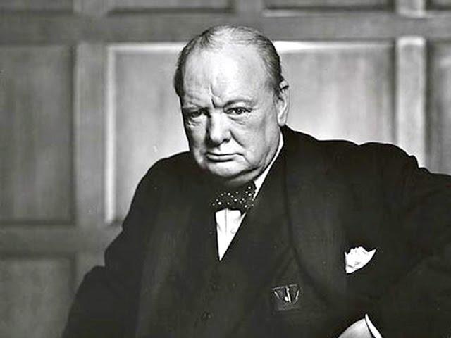 Черчиль предсказал будущее Украины