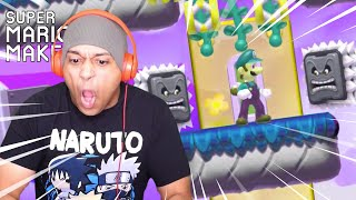 BRUH!! THIS THAT BULL BULL RIGHT HERE! [SUPER MARIO MAKER 2] [#86]